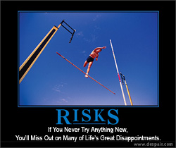 despair.com's Risks Image