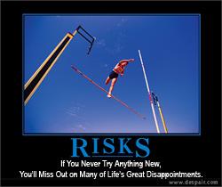 despair.com's Risks Image