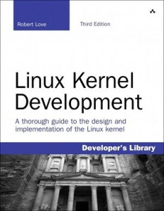 Picture of book cover for Linux Kernel Development by Robert Love